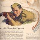 March  13. 1944    Western World Champion Ammunition      ad  (# 360)