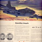 March  13. 1944     AAA- Army Air Forces       ad  (# 301)