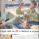 July 22, 1946  DuPont Cellophane    ad  (#3640)