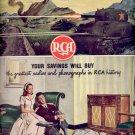March 13, 1944  Radio Corporation of America  ad (#253)