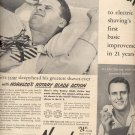Dec. 13, 1955 Norelco Rotary Electric Shavers  ad (# 807)
