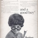 Sept. 1968 Shainberg's Stores  ad (#81)
