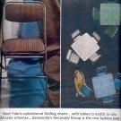 May 1963 Samsonite Decorator Group  ad (# 23)