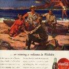 1945 Coca- Cola ad (  # 442)