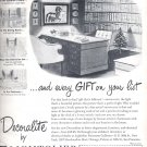 Dec. 1949  Decoralite by Lightolier  ad (# 13)