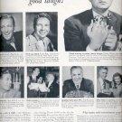 Feb. 17, 1947   ABC- American Broadcasting Company    ad (#6228)