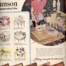 March 3, 1947 Samson all purpose folding tables  ad (#6144)