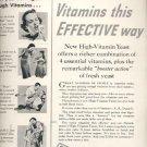 April 24, 1939 Fleischmann's High-Vitamin Yeast    ad (#6081)