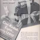Dec. 1939   - Cine-Kodak Eight movie camera     ad (#5997)