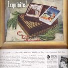 Dec. 1939   Congress playing cards     ad (#5991)