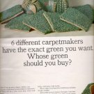 1964  James Lees & Sons Co. carpetmakers  ad (#5671)