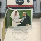 1965  Polaroid Land Camera Automatic 104   ad (#5905)