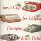 Dec. 1960   Smith-Corona Typewriter   ad (#5789)