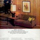 1966  Georgia-Pacific wood paneling   ad (#5822)