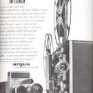 1960  Argus General Telephone & Electronics  ad (# 5357)