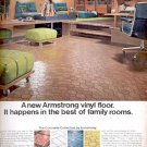 1967 Armstrong vinyl floor   ad (#5599)