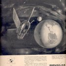 1960  Douglas Missile and space systems  ad (# 5200)