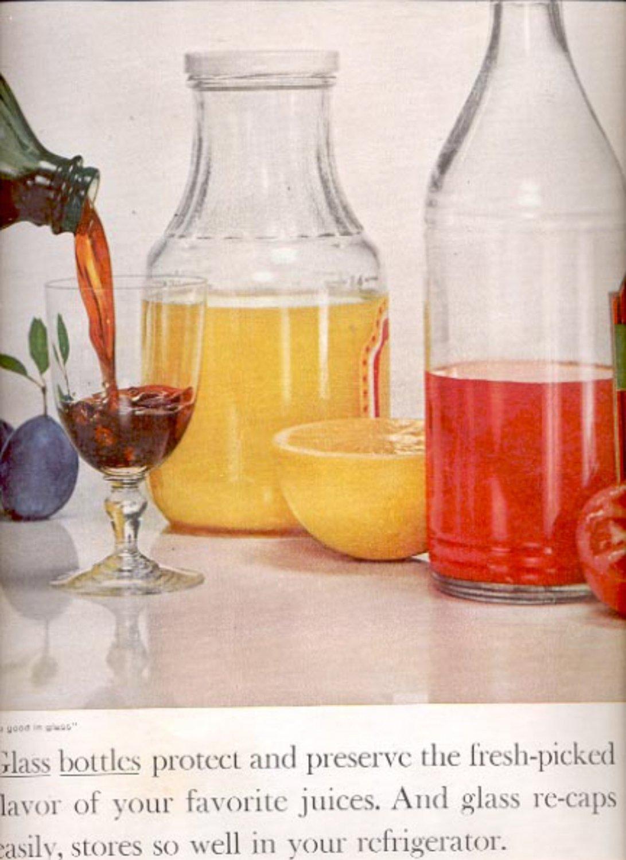 1960  Glass Container Manufacturers Institute  ad (#5372)
