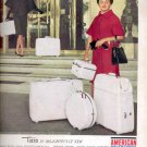 1964 American Tourister Luggage   ad (# 4997)