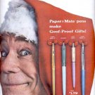 1960 Paper Mate pens  ad (# 5276)