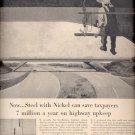 1960 The International Nickel company, inc. ad (# 5208)