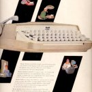 1960  Smith-Corona The Galaxie typewriter  ad (# 5197)