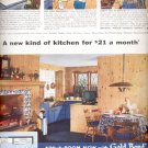 1954   National Gypsum Company  ad (# 5153)