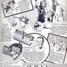 1937  Gem Micromatic Razor and Blades   ad (# 5112)