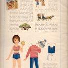 1964  Betsy MCall writes from the Bahamas  ad (# 4899)