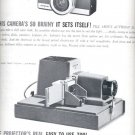 1960    Argus Camera and Projector  ad (# 4547)