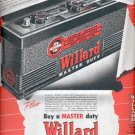 1949   Willard Storage Battery Company  ad (#4206)