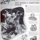 "1939  Pantry- Shelf Shower of Heinz ""57"" ad (#4222)"