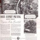 1939  Davey Tree Expert Co. ad (#4223)
