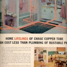 1957 Chase Copper Tube   ad (#4256)