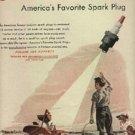 1948  Champion Spark Plug   ad (# 878)