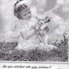 1948 Ansco Film & Cameras ad (# 1607)