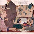 1955  Lockheed Super Constellation ad (#3115)