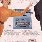 1955 IBM Electric Typewriters ad (# 2955)