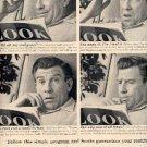 1960 Scotts Lawn Program ad (# 2393)