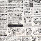 1953  Rexall Store ad (# 1493)