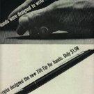 1961  Scripto Pen ad (# 1243)