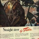 1943  Straight Steer by Fisher ad (# 536)