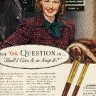 1944 Eversharp  Pen Set ad (#491)