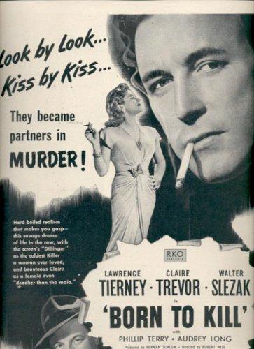 April 21, 1947  Born to Kill movie  ad (#6188)