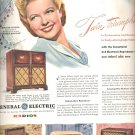 Sept. 2, 1946    General Electric radios  ad  (#3660)