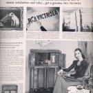 1940 RCA Victrola      ad (#6007)