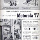 Nov. 1951   Motorola TV   ad (#4318)
