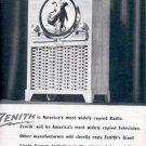 1949  Zenith Radio ad (# 1649)