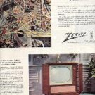 1953   Zenith Television ad (# 1491)
