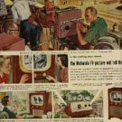 1952  Motorola  TV ad (# 1033)
